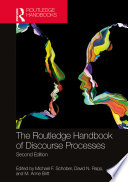 The Routledge Handbook of Discourse Processes