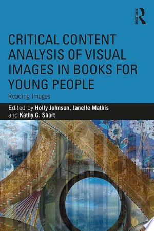 Critical Content Analysis of Visual Images in Books for Young People Ebook - mrbookers
