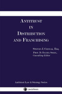 Antitrust in Distribution and Franchising
