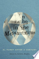 An Echo In The Mountains Book