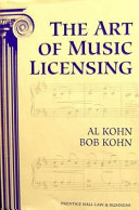 The Art of Music Licensing Book