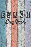 Beach Guest Book