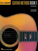 Hal Leonard Guitar Method Book
