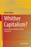 Whither Capitalism
