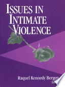Issues In Intimate Violence Book