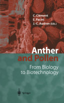 Pdf Anther and Pollen Telecharger