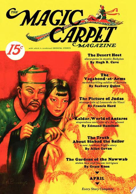 The Magic Carpet  Vol 3  No  2  April 1933