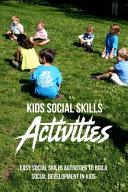 Kids Social Skills Activities