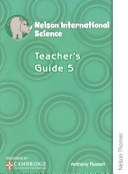 Nelson International Science Teacher s Guide 5