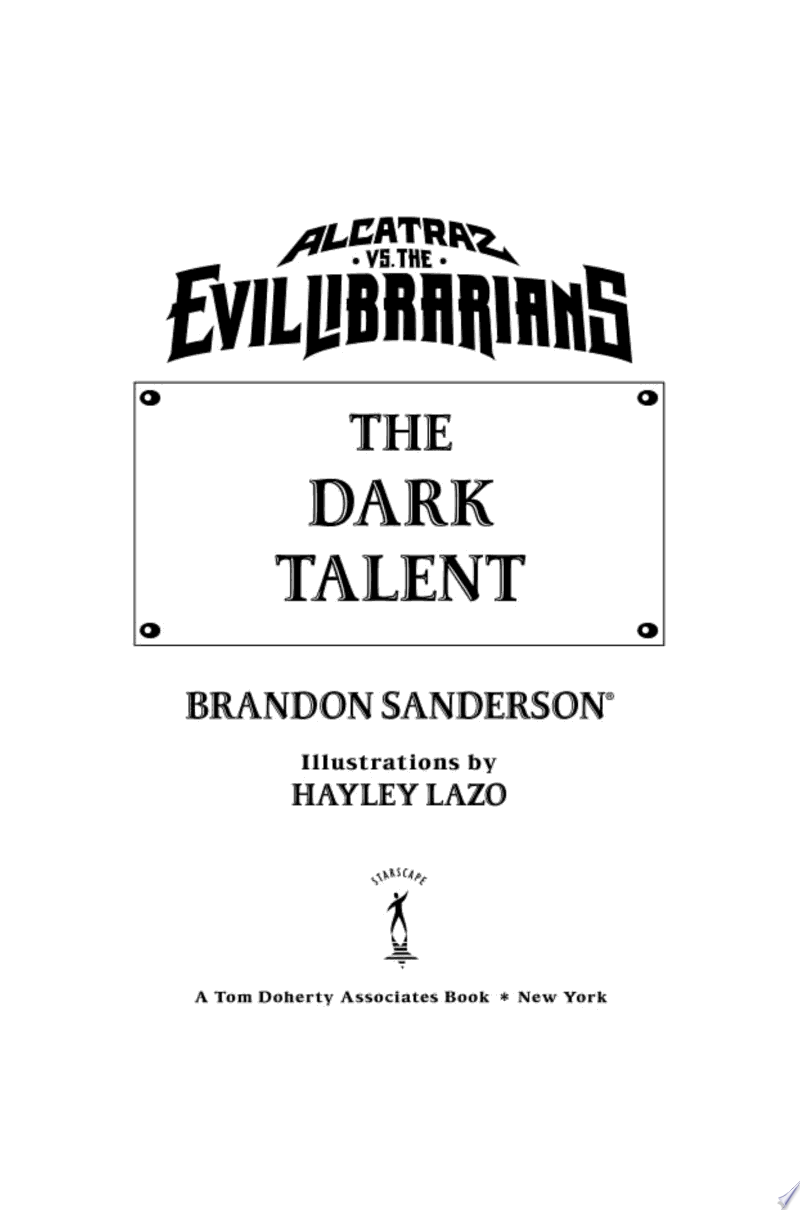 The Dark Talent