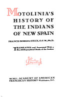 History of the Indians of New Spain