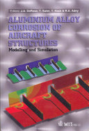 Aluminium Alloy Corrosion of Aircraft Structures