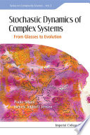 Stochastic Dynamics of Complex Systems Book