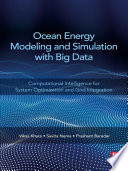 Ocean Energy Modeling and Simulation with Big Data Book