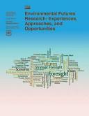 Environmental Futures Research Book