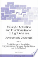 Catalytic Activation and Functionalisation of Light Alkanes Book