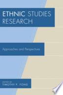 Ethnic Studies Research