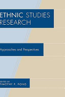 Ethnic Studies Research Book PDF