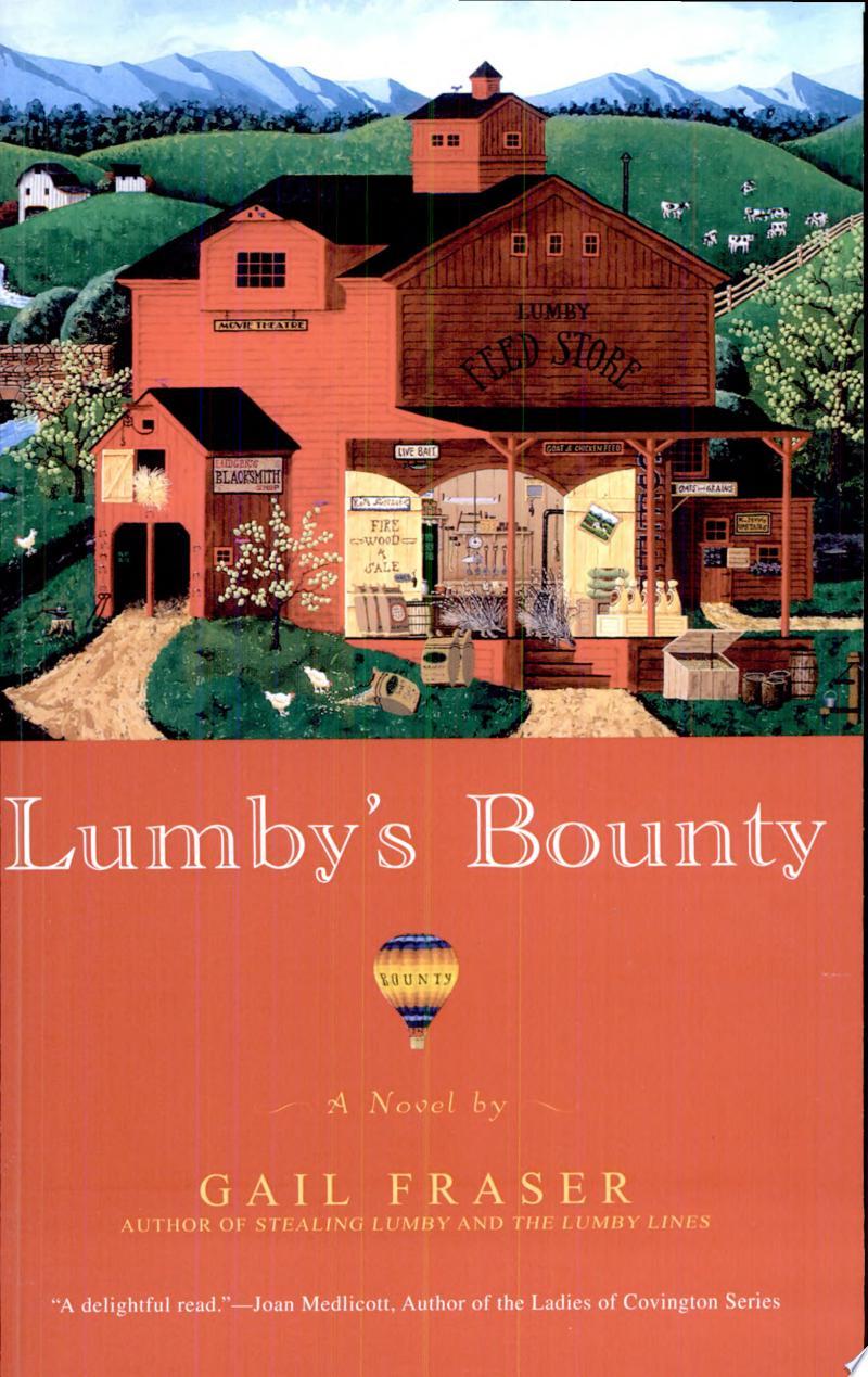 Lumby's Bounty banner backdrop