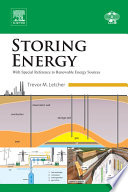 Storing Energy Book