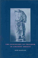 The Discovery of Freedom in Ancient Greece