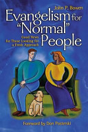 Evangelism for Normal People Pdf/ePub eBook