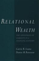 Relational Wealth