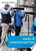 Media   Entertainment Law 2 e
