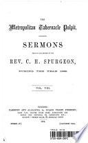 The Metropolitan Gabernacle Pulpit
