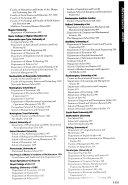 The Directory of Graduate Studies Book