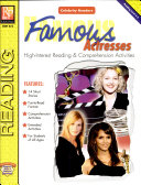 Celebrity Readers  Famous Actresses