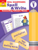 Spell   Write  Grade 1