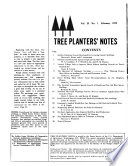 Planters  Notes