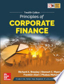 Principles of Corporate Finance  12 e Book