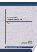 Fundamental Of Chemical Engineering Book PDF