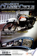 WALNECK S CLASSIC CYCLE TRADER  APRIL 2009