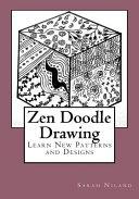 Zen Doodle Drawing Book PDF