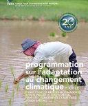Strategie de Programmation Sur l'adaptation Au Changement Climatique ebook