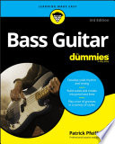 """Bass Guitar For Dummies"" by Patrick Pfeiffer"