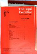 The Legal Executive