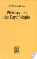 Philosophie der Psychologie