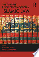 Read Online The Ashgate Research Companion to Islamic Law For Free