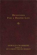 Contemporary Classic/Devotions for a Deeper Life [Pdf/ePub] eBook