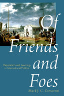 Of Friends and Foes