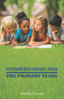 Homeschooling  The Primary Years