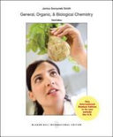 General, Organic and Biological Chemistry