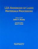 LIA Handbook of Laser Materials Processing