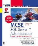 SQL Server 7 Administration Book