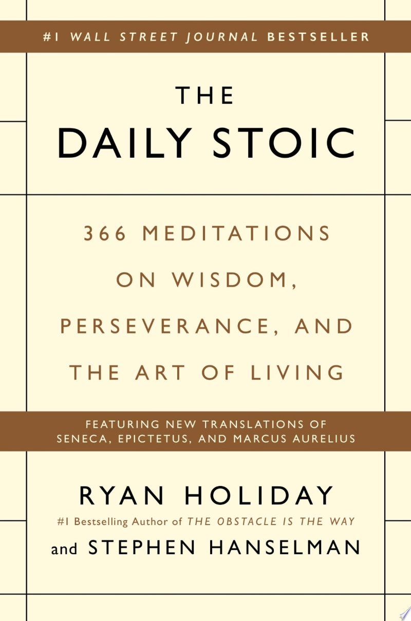 The Daily Stoic image