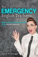 ESL/EFL: the Emergency English Teacher